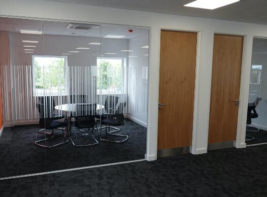 Large Office Design