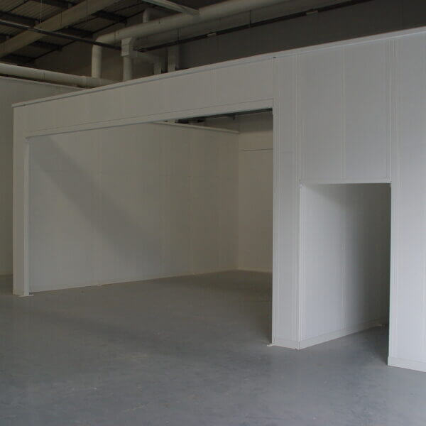 Double Skin Partition